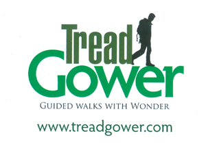 Tread Gower Logo